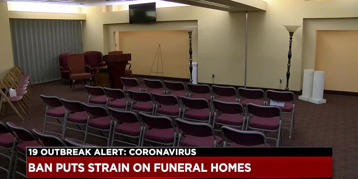 Northeast Ohio funeral homes balance mourners' wishes with DeWine's orders