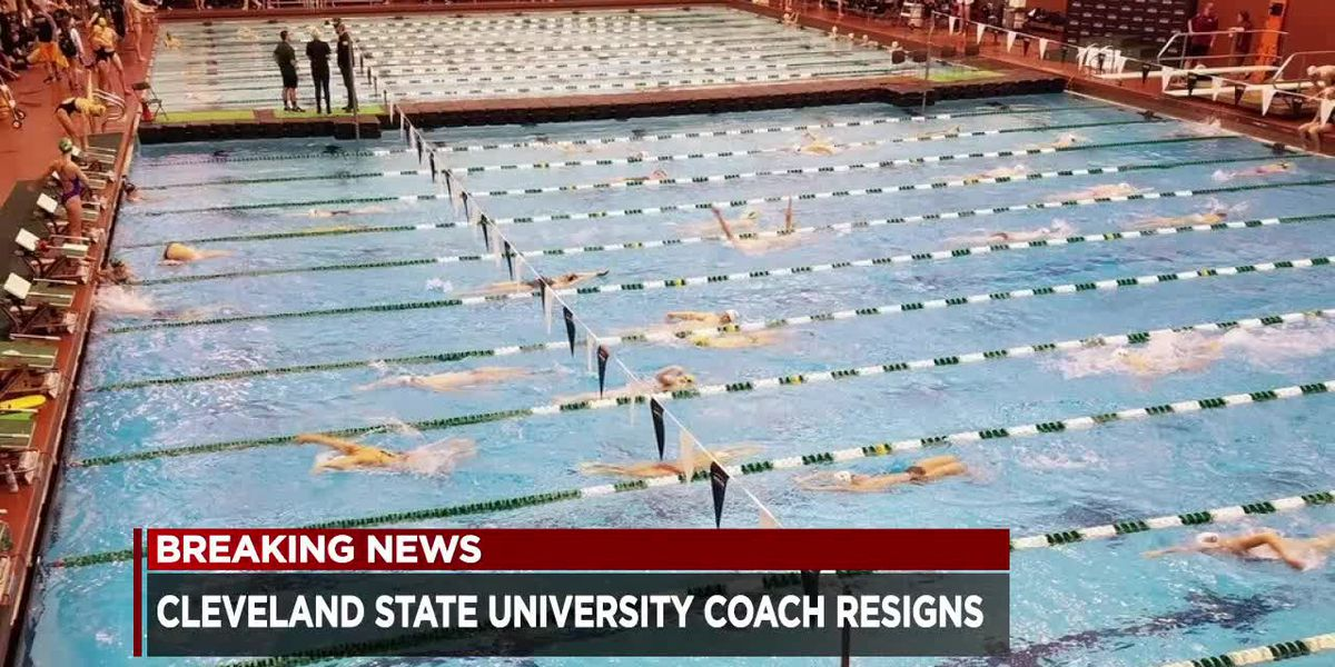 Cleveland State swimming coach resigns amid investigation into drug use by athletes