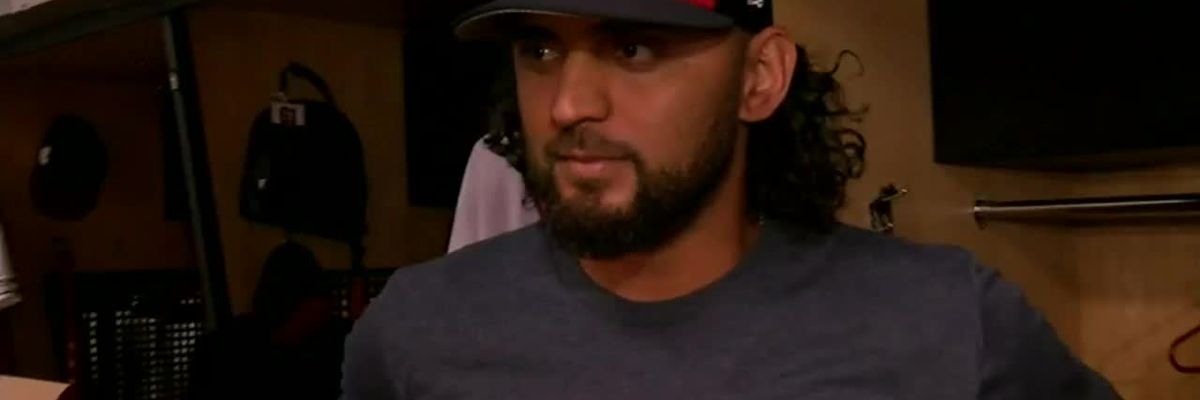 Danny Salazar returns tonight after almost 2 years away
