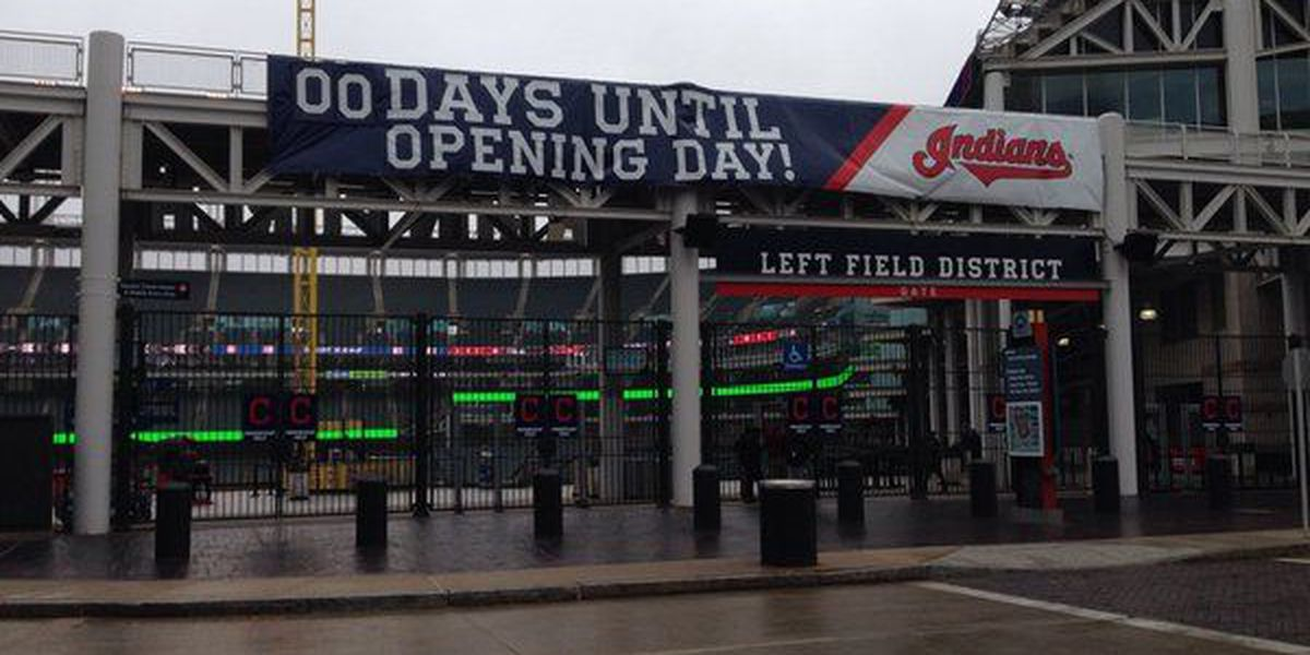 Indians fans being picked at random to buy home opener tickets early. Some complain about prices