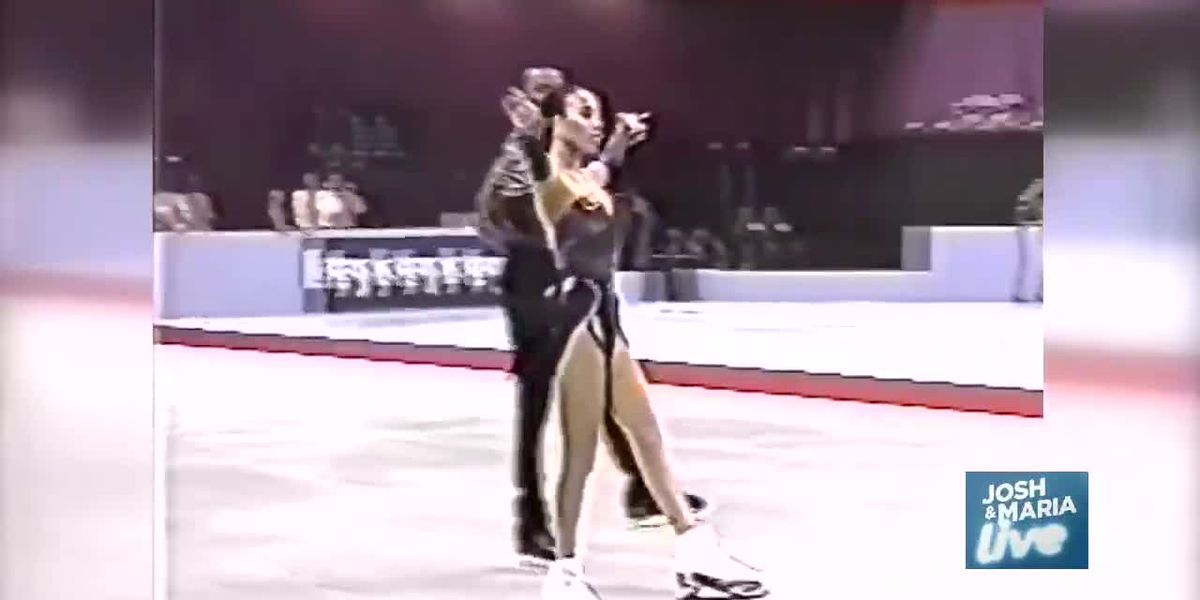 News anchor Tiffani Tucker talks making history as first African American ice dancing pair