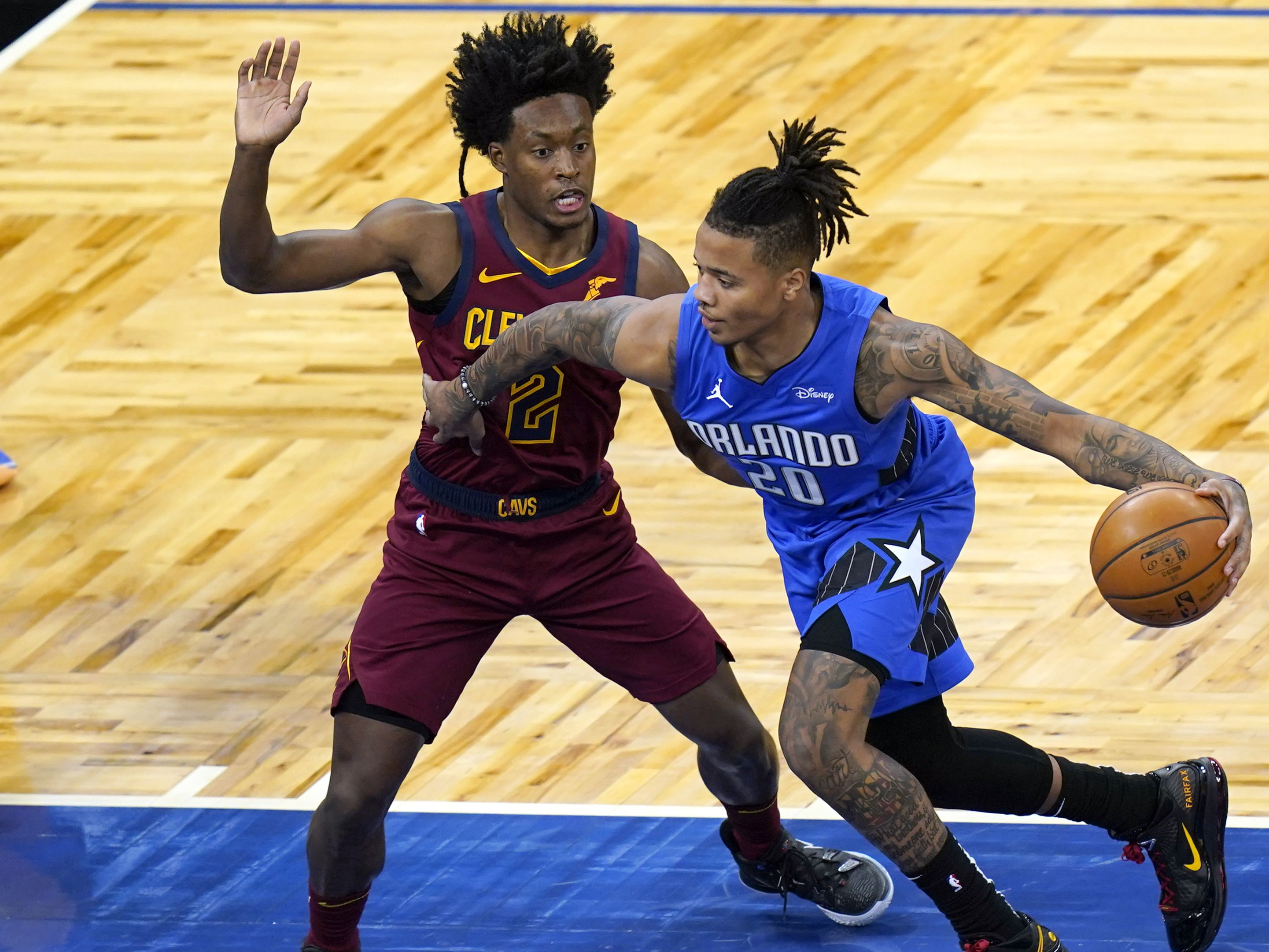 Fultz tears ACL, out for season; Magic beat Cavs 105-94