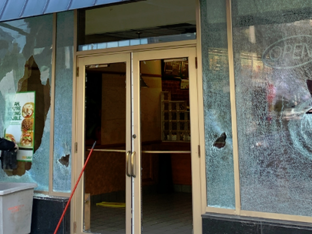 Cleveland businesses closed indefinitely due to destruction from George Floyd protests