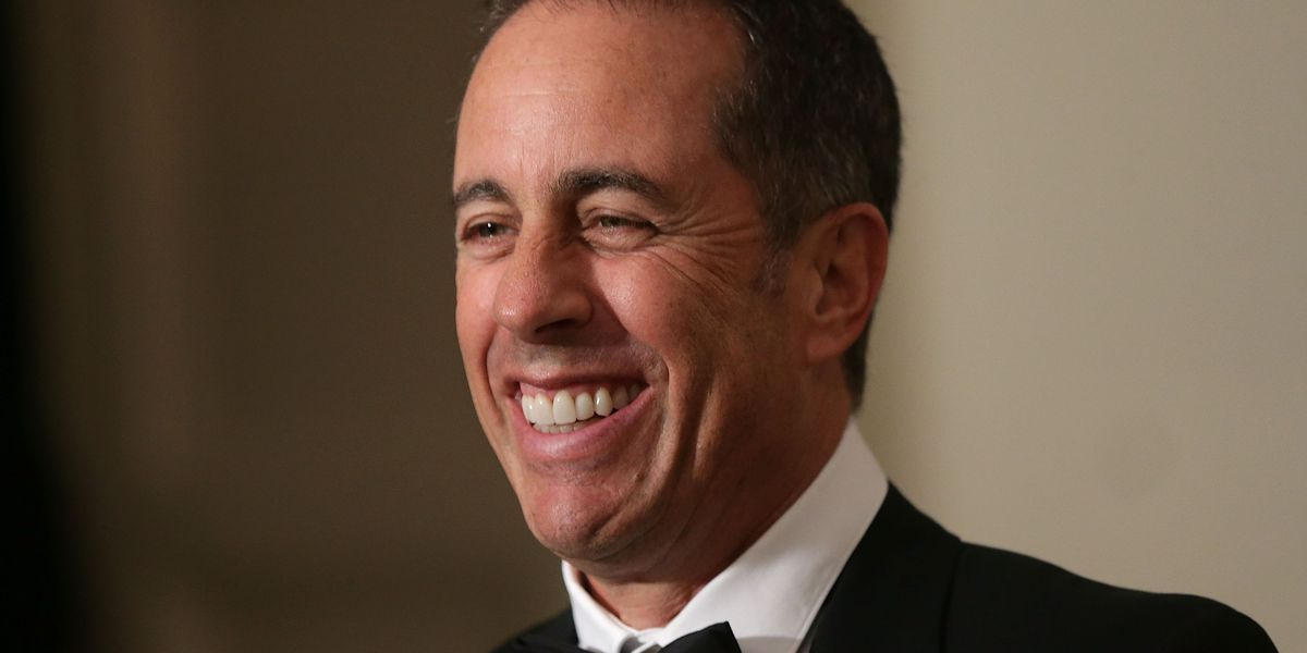 Jerry Seinfeld to perform at Playhouse Square in October