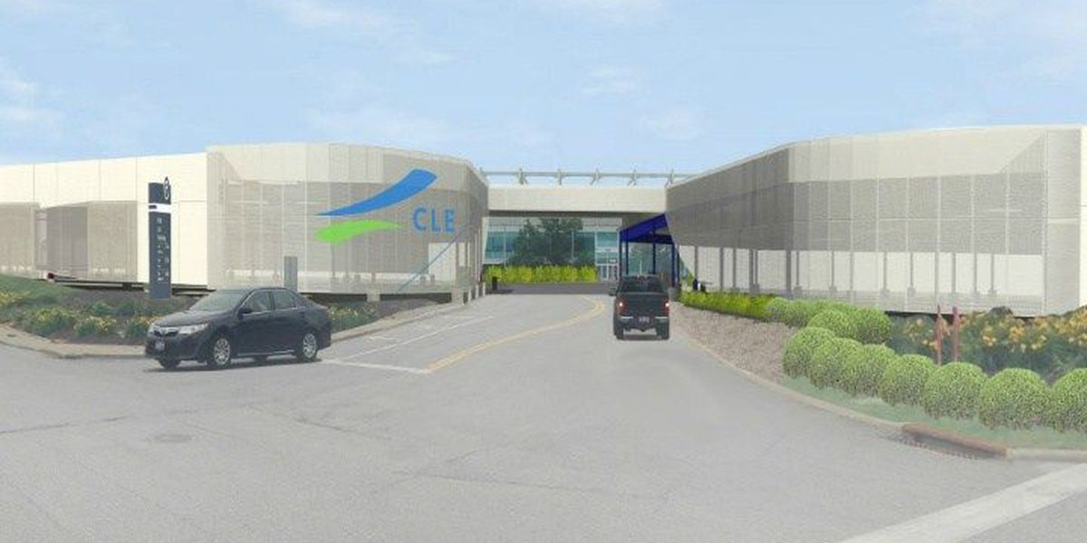 Hopkins Airport proposes revised parking canopy design