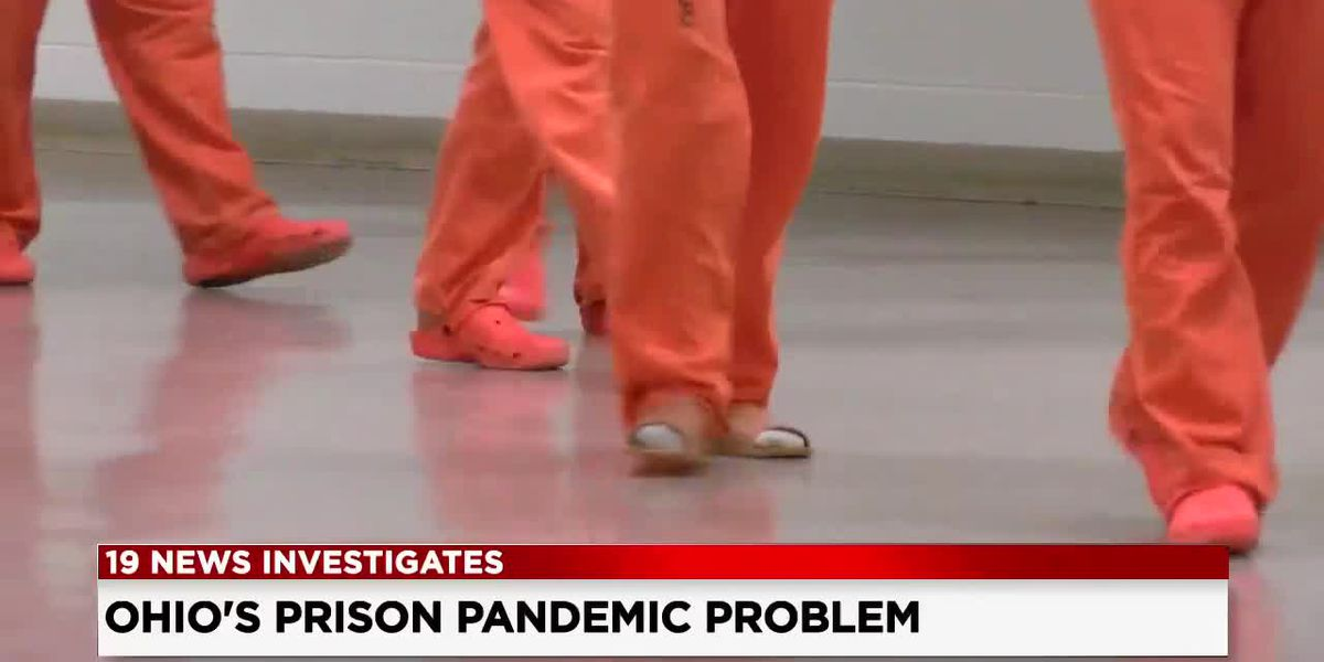 Calls grow louder for mass testing at all Ohio prisons