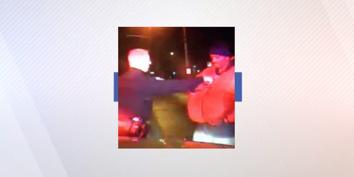 Wickliffe Police: Officer shocks & tackles suspect resisting arrest