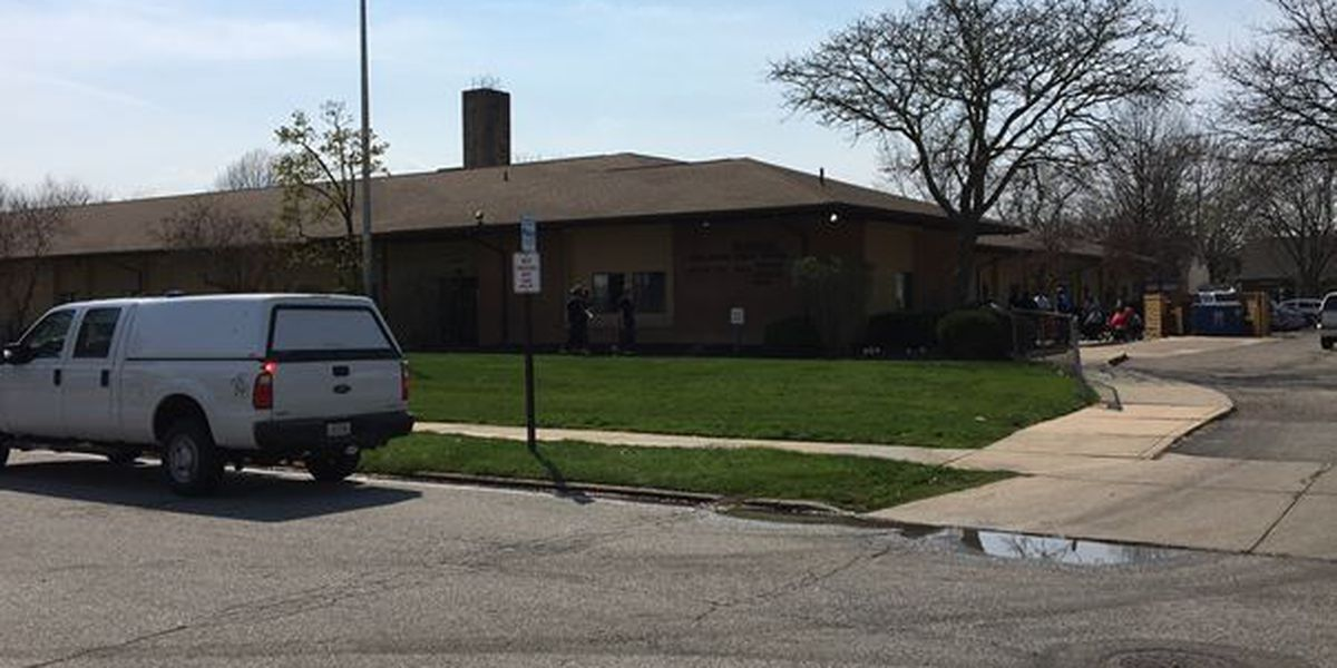 2 assisted living residents injured in Cleveland fire