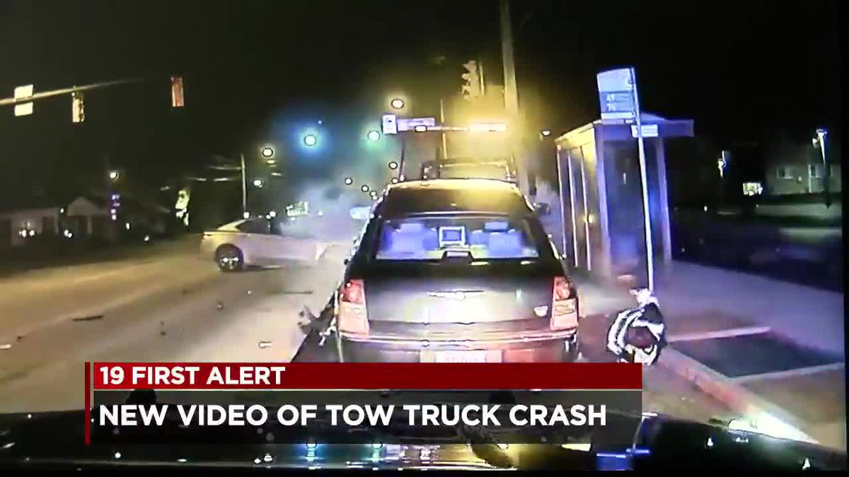 Tow truck crash sends drivers to Metro Hospital