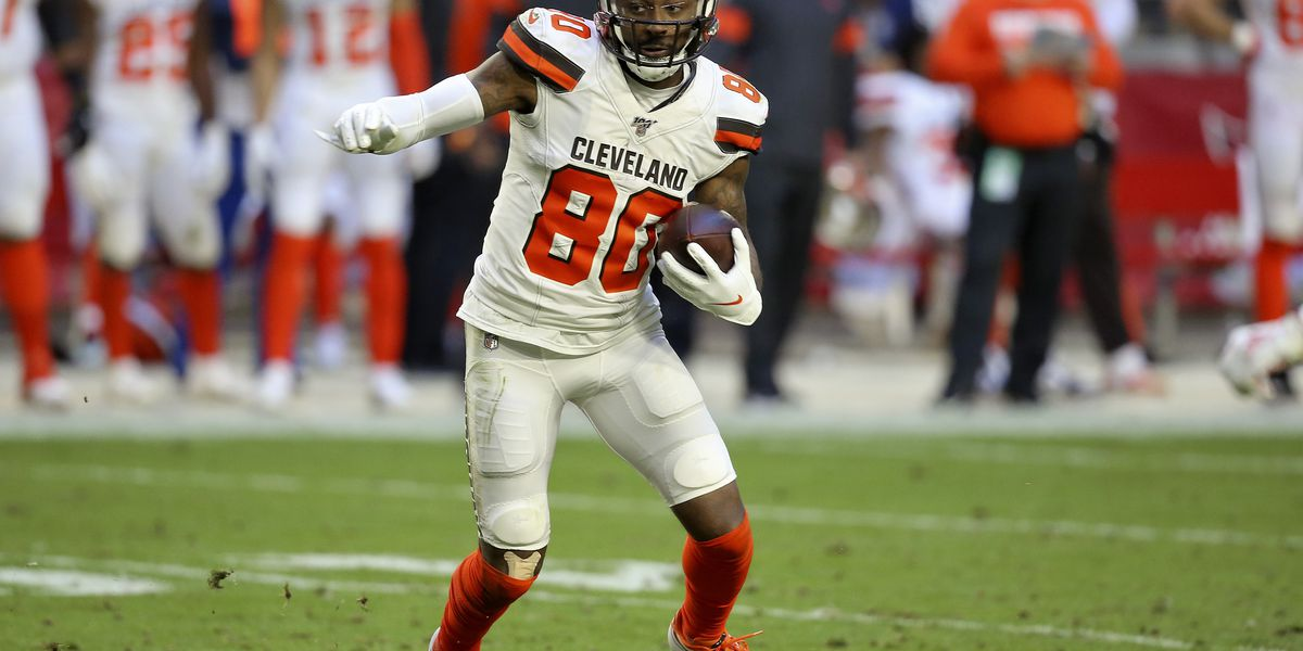 Jarvis Landry still looking for end zone