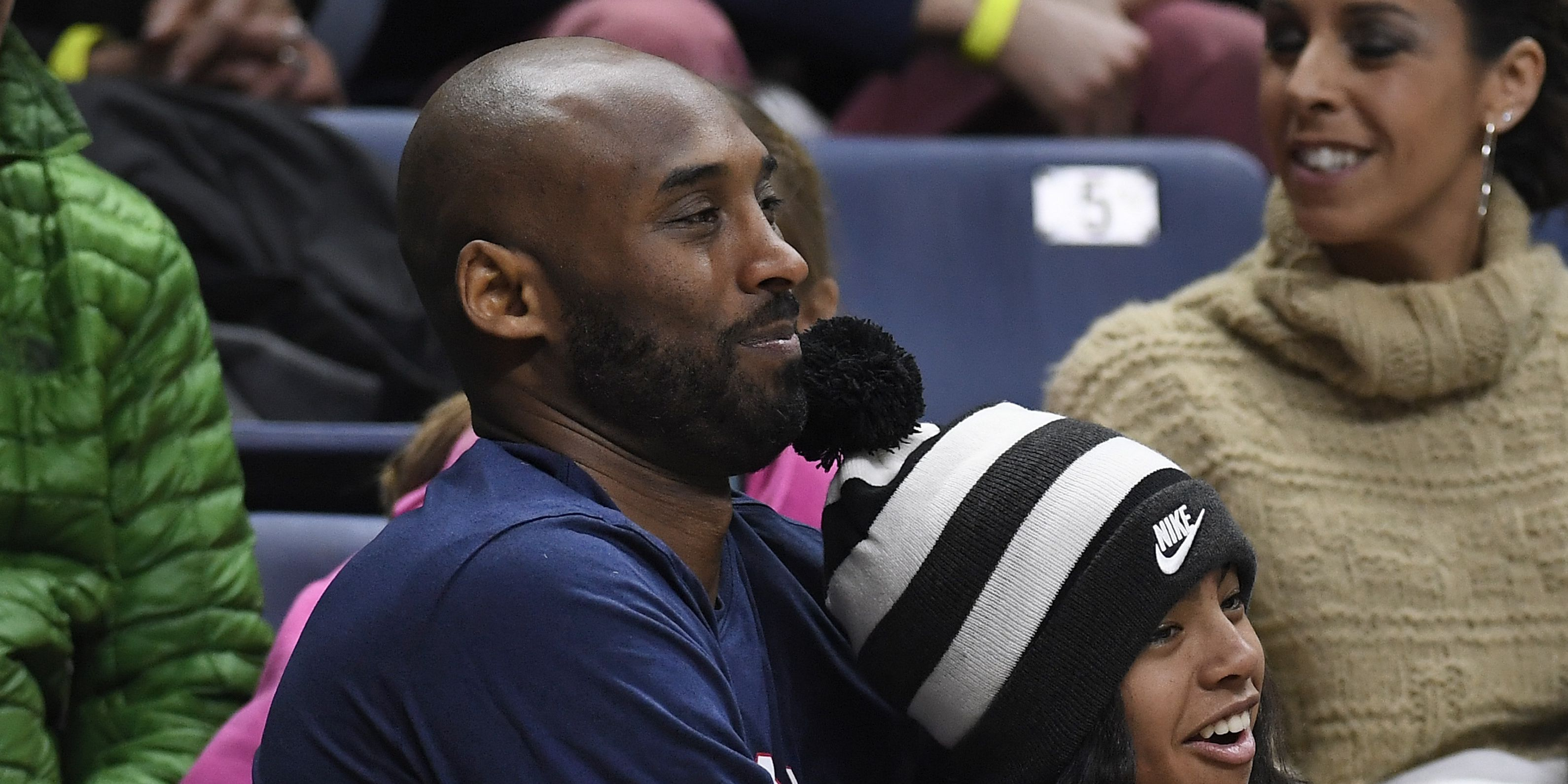 Cleveland reacts to death of NBA legend Kobe Bryant and his 13-year-old daughter from helicopter crash in Calabasas, CA, reports say