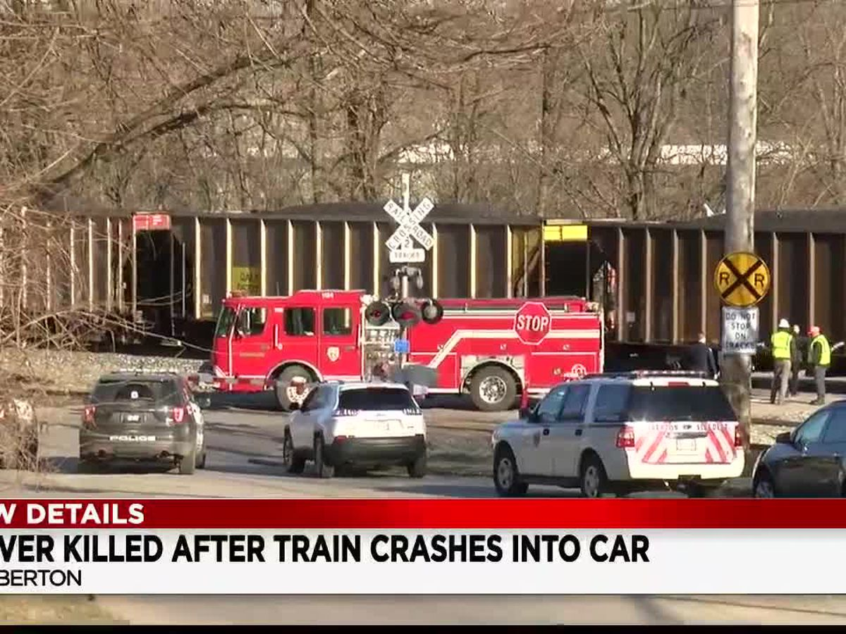 A fatal car and train crash gets reactions from the community in Barberton