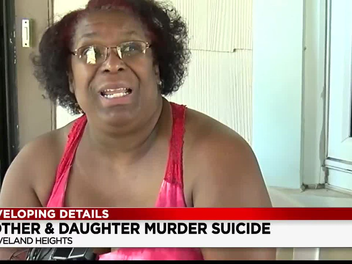 Neighbors in shock after murder-suicide claims life of 4-year-old girl and her mother in Cleveland Heights