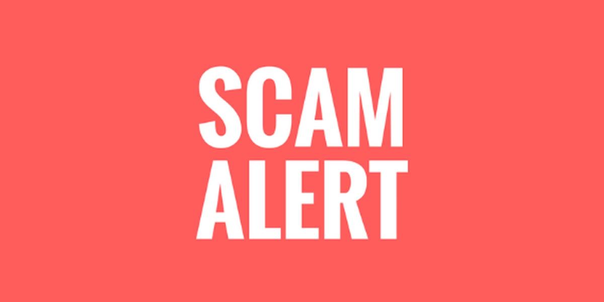 Scam alert: Sheriffs don't make a habit of demanding money for fines
