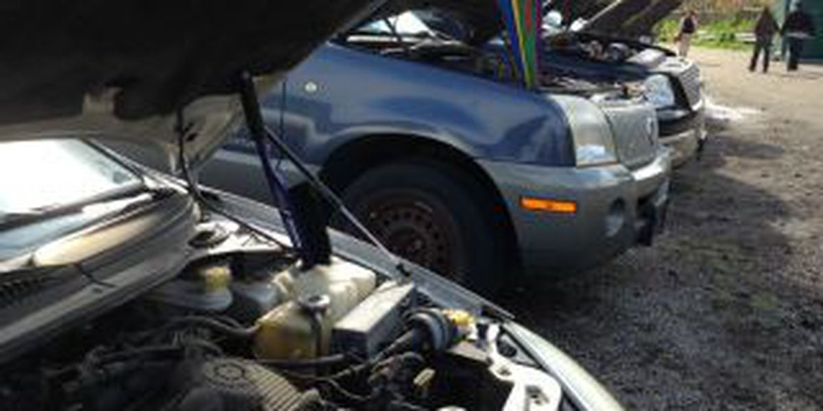 Cleveland Police Vehicle Auction