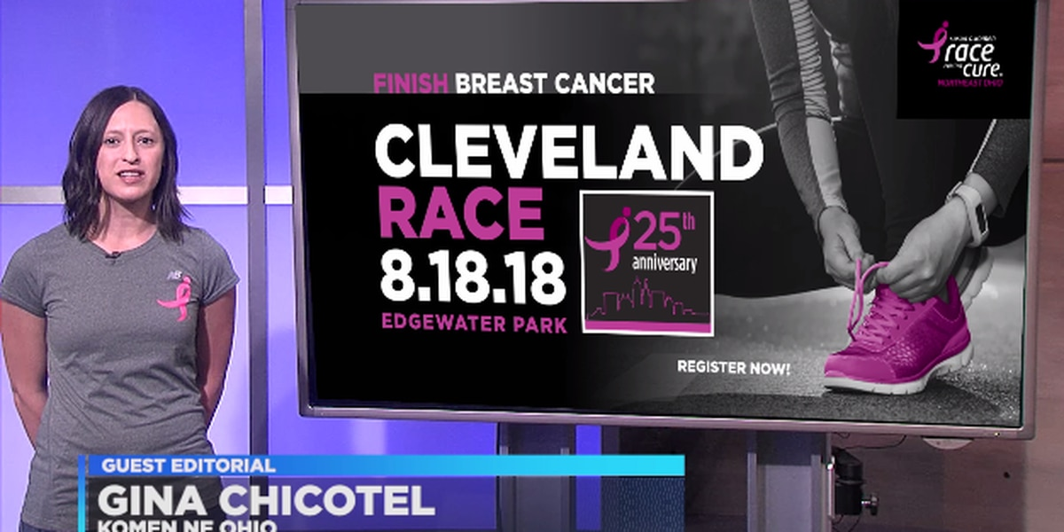 Cleveland's Komen Race for the Cure sprinting toward cancer-free world (editorial)