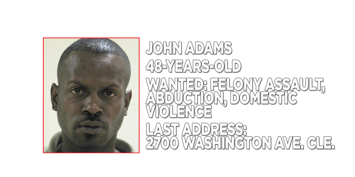 Suspected Crips gang member wanted in Cleveland