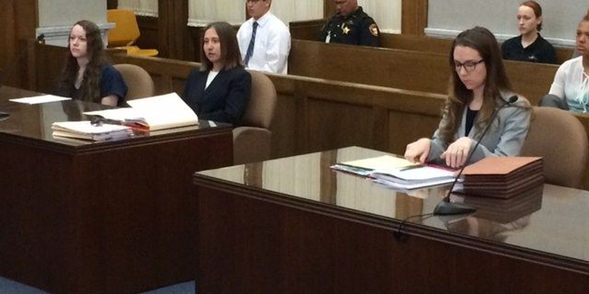 Daughter admits to trying to kill mom with sister's help