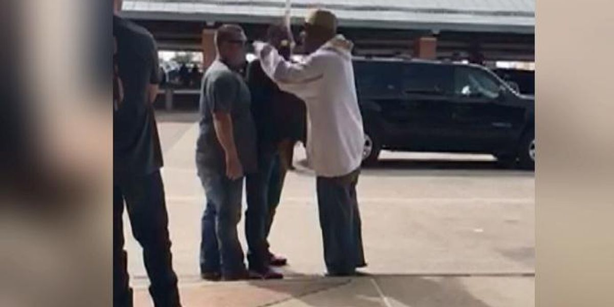Rapper Tone Loc detained at airport after confrontation over Confederate hat