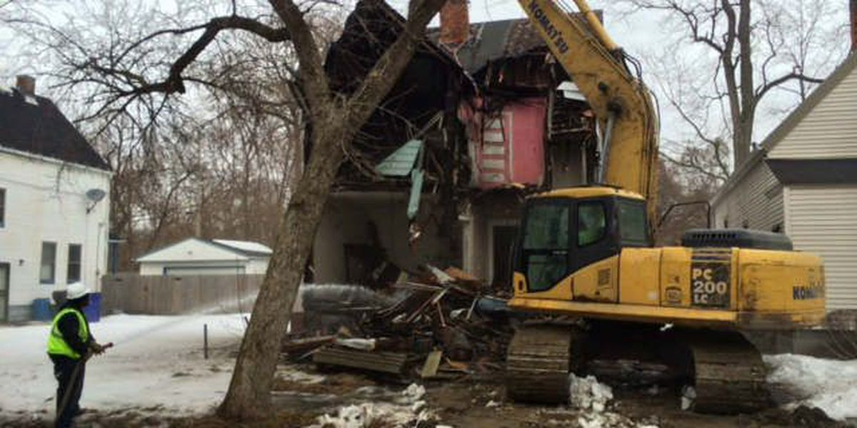 Revitalize: Efforts to rebuild blighted east side areas of Cleveland underway