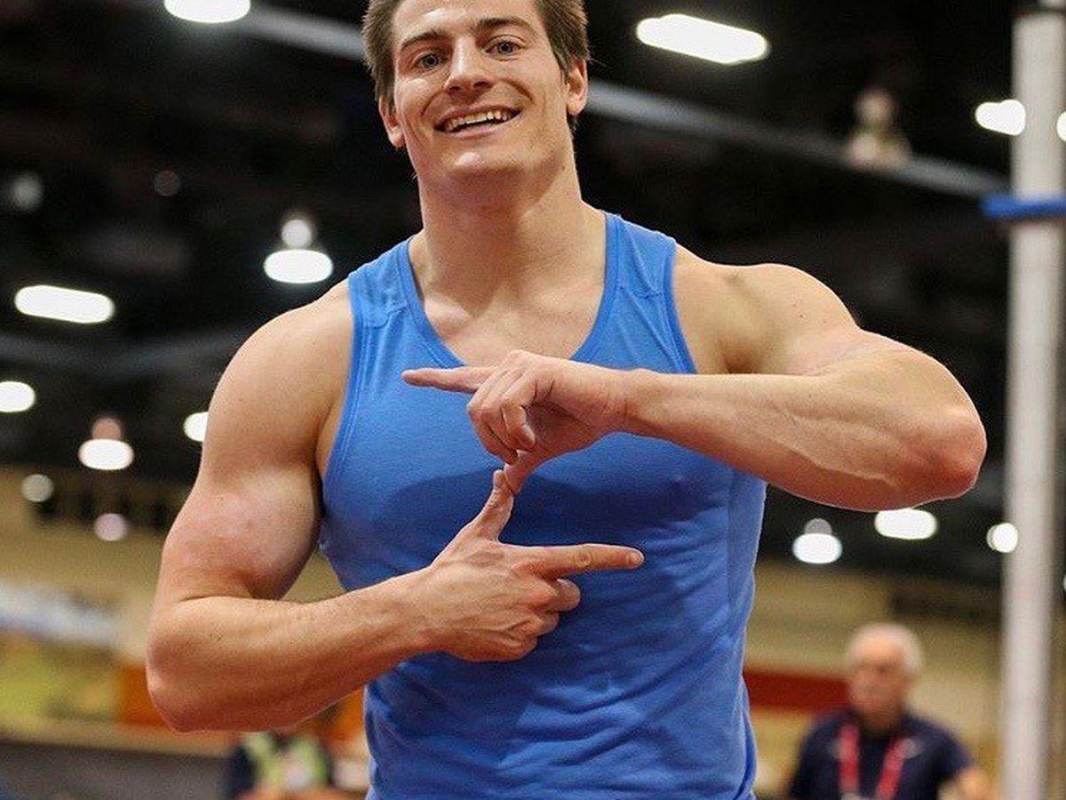 Local pole vault champ still soaring towards Olympics
