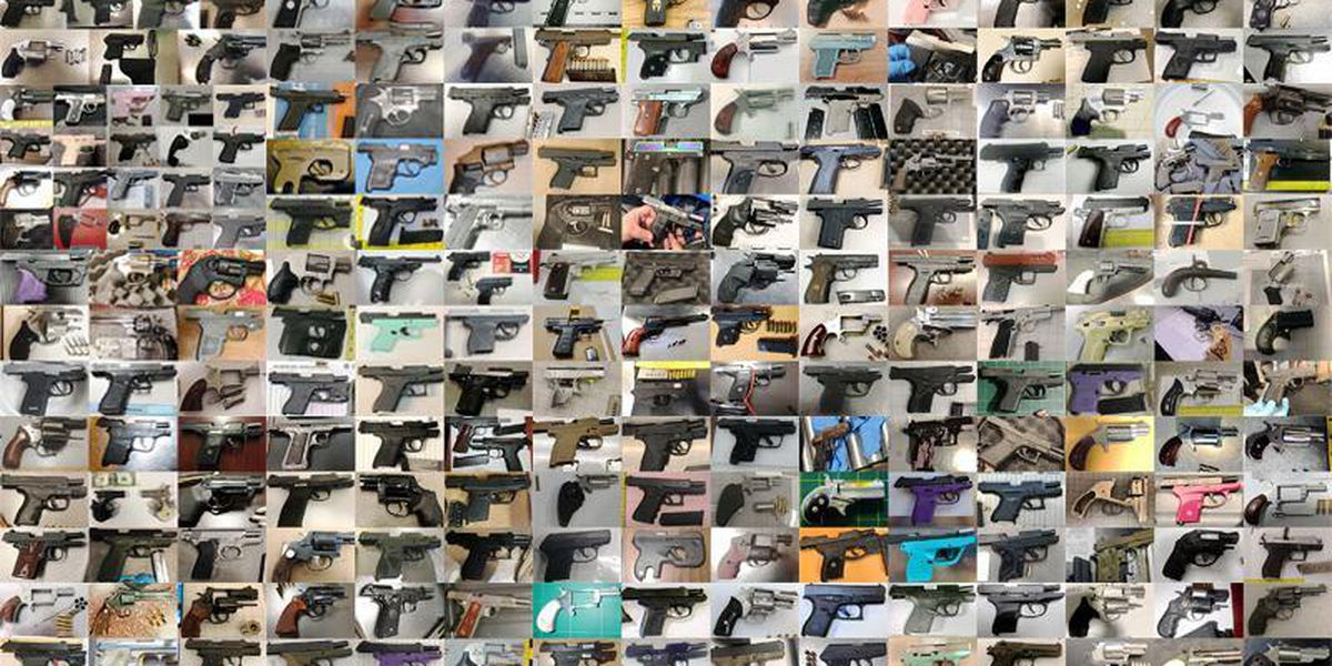 ATF: 454 guns were stolen or lost from Ohio gun dealers and pawn brokers in 2019
