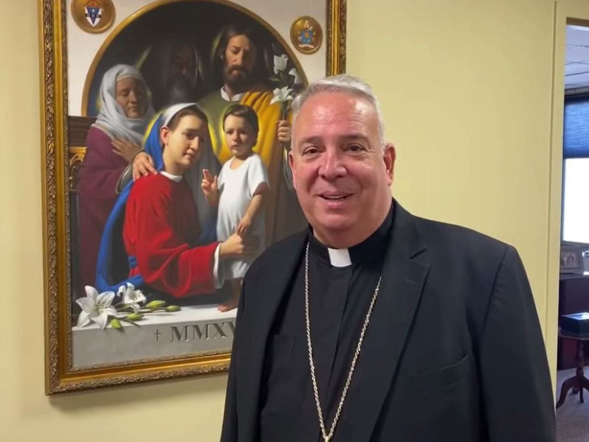Bishop Perez to be installed as Archbishop of Philadelphia