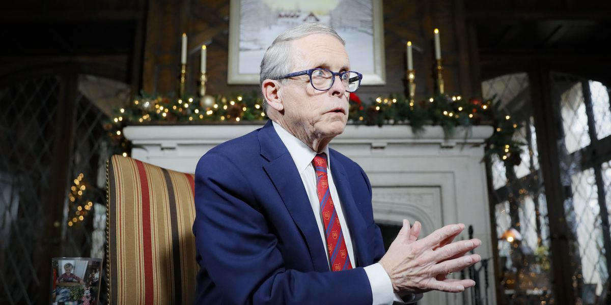 Gov. DeWine said Ohio's curfew to curb COVID-19 spread will be extended again