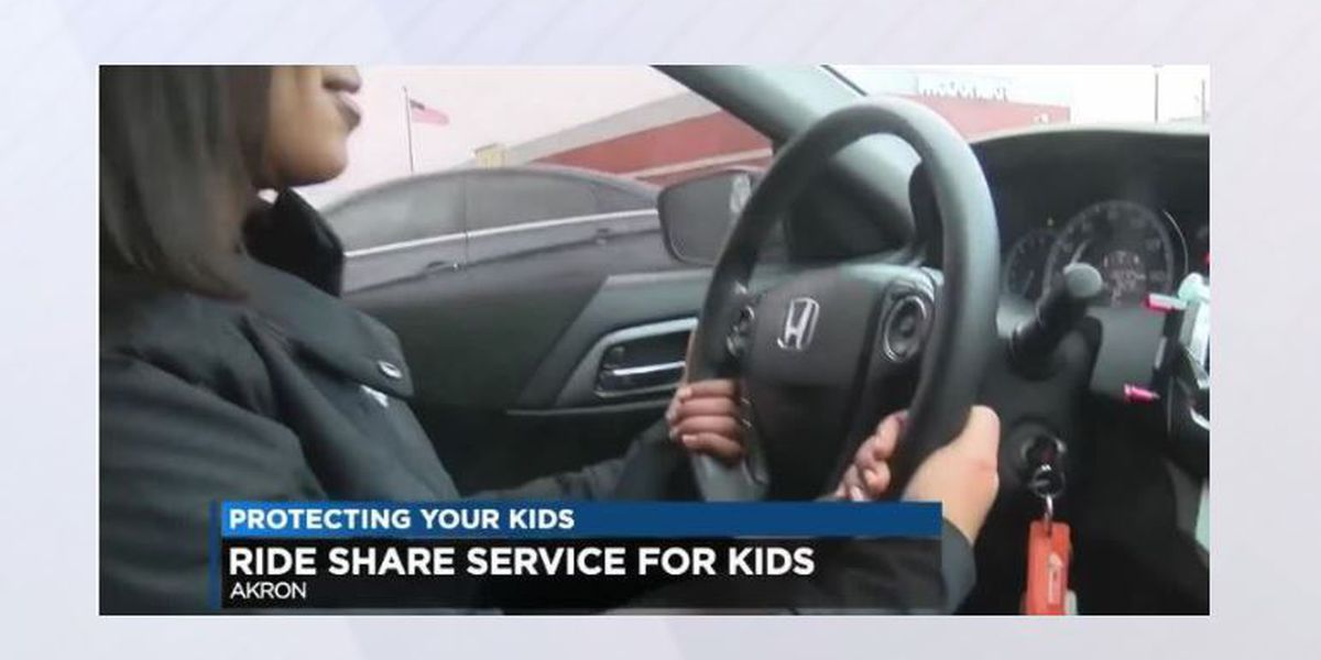 Sunny Side Up: Would you allow your child to use a ride-sharing service for kids?