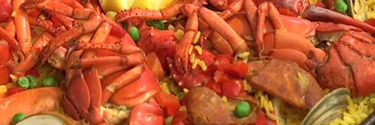 From the pan to the palate: Mallorca dishes out delicious paella, and shrimp with garlic sauce