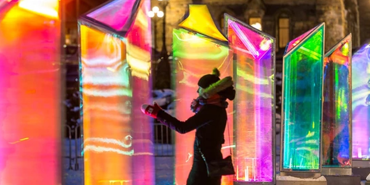 Cleveland's Public Square to transform into interactive life-sized prism display called 'Prismatica'