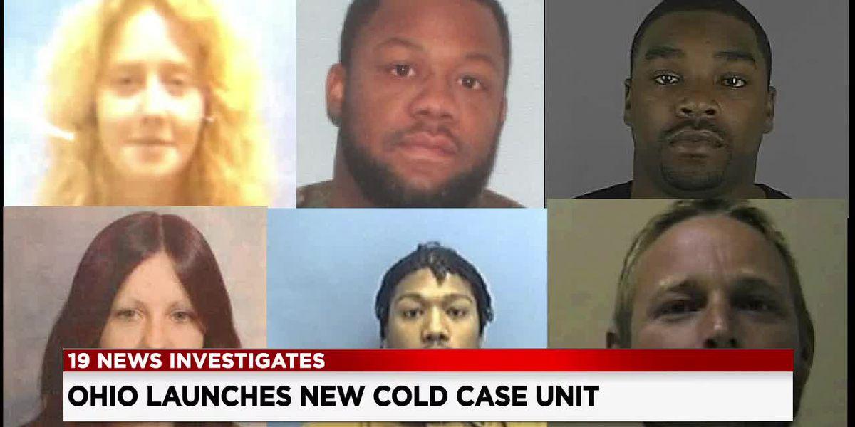 Ohio AG forms Cold Case Unit to tackle unsolved murders, sexual assaults