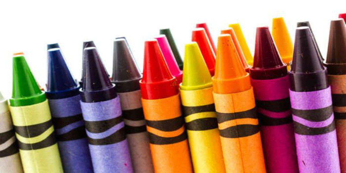 Help Crayola name its new BLUE crayon