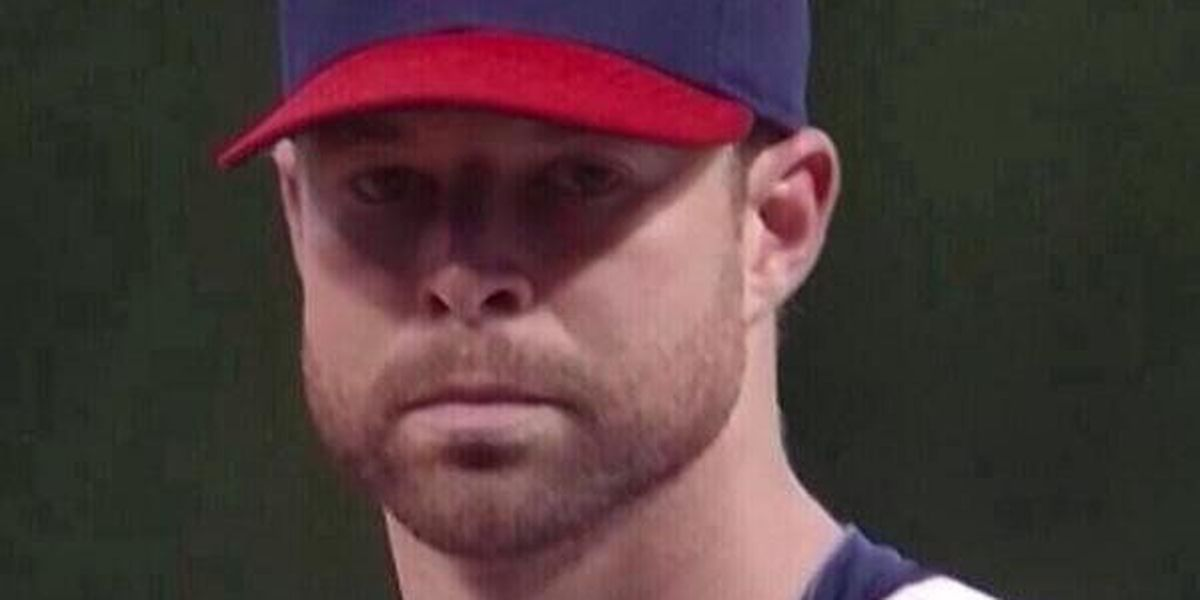 Corey Kluber could not contain his excitement at the Cavs game