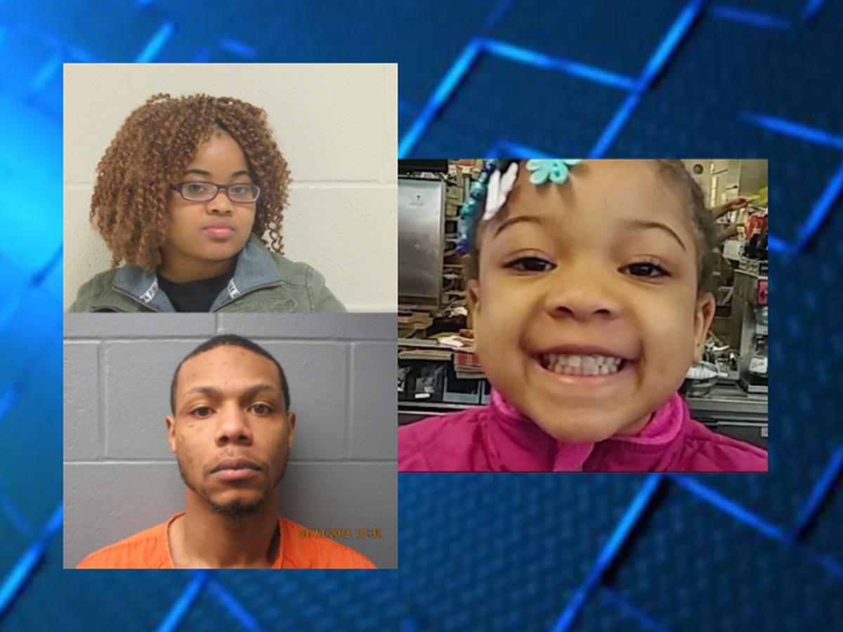 Sierra Day, Deonte Lewis will be sentenced Wednesday for the murder of 4-year-old Aniya Day-Garrett