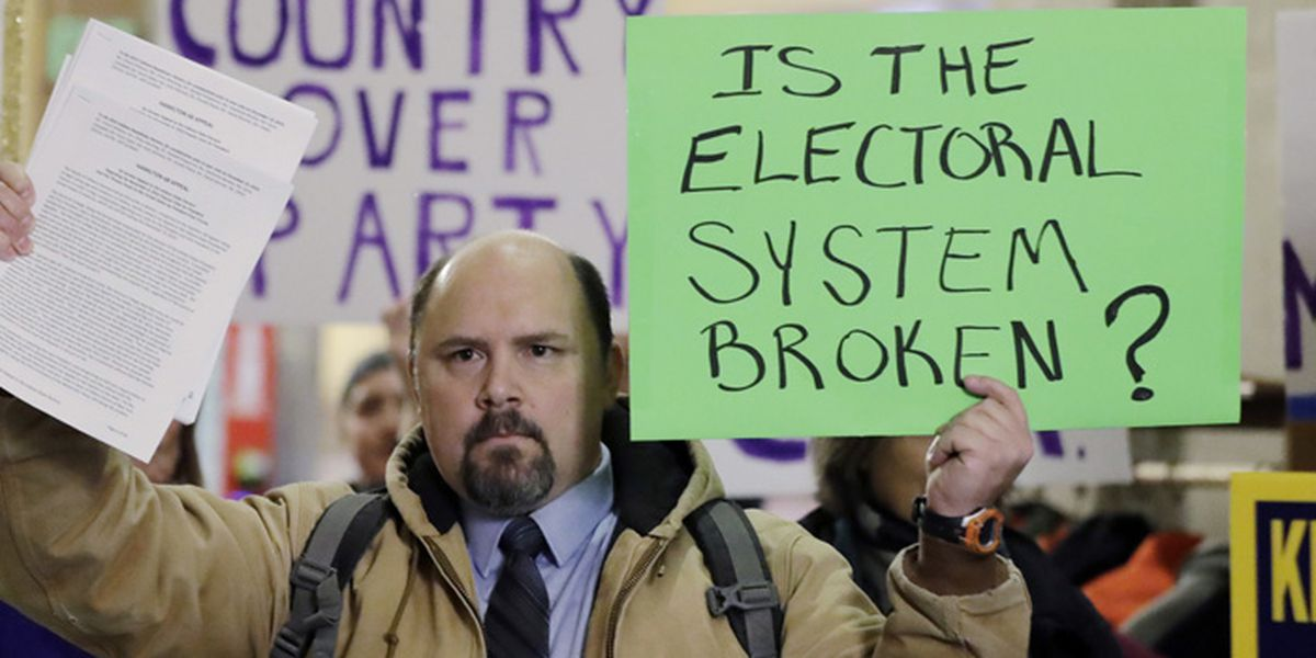 Pact to award electoral votes to popular vote winner, regardless of who wins state, gains steam in 2 more states