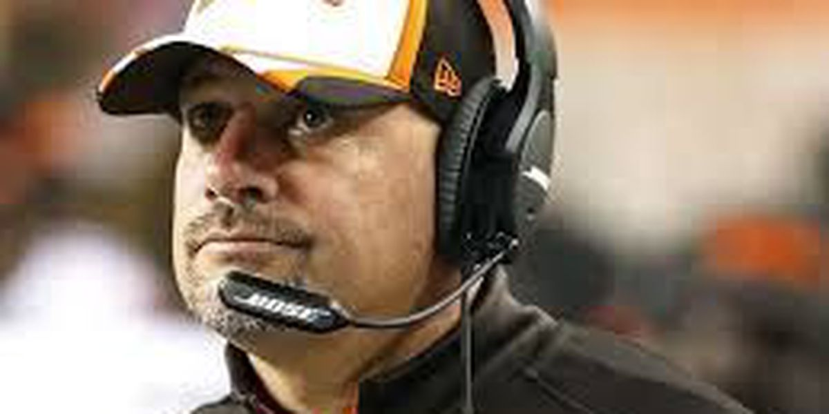 Coach Mike Pettine transcript from Tuesday