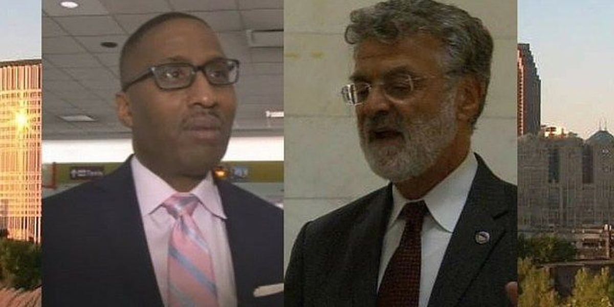 Mayor Jackson: 'I do stuff, he just talks about it'