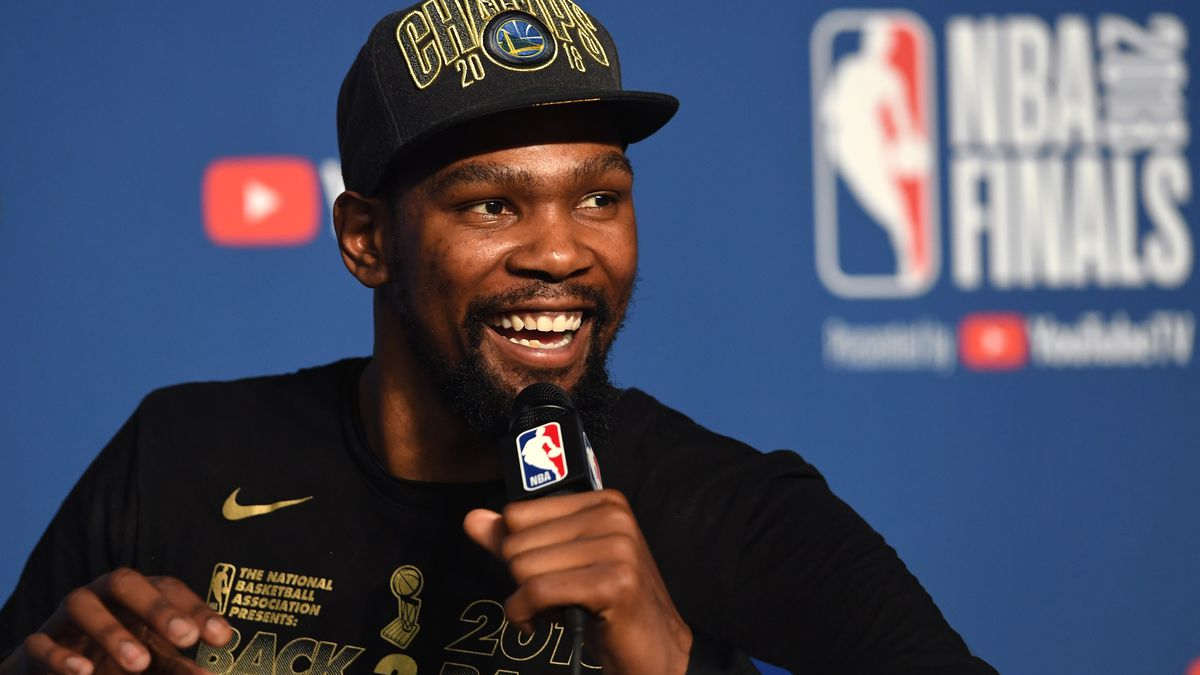 Author Marcus Thompson stops by The Overtime to discuss his Book on Kevin Durant