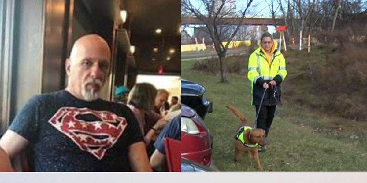 Volunteers spend day searching for missing Cleveland man