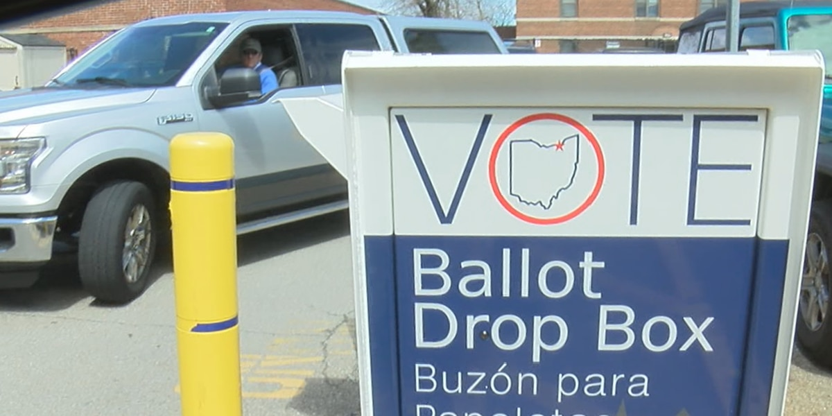 Federal judge temporarily blocks Ohio order limiting ballot drop boxes to a single site in each county