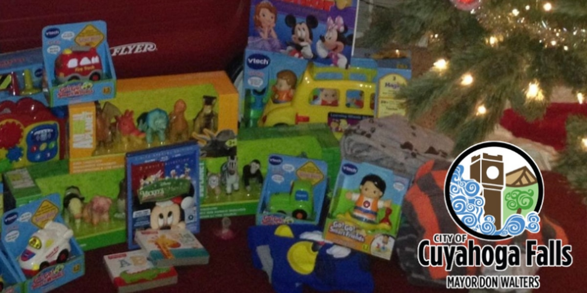 "Cuyahoga Falls police bringing back ""Toys for Tickets"" program"
