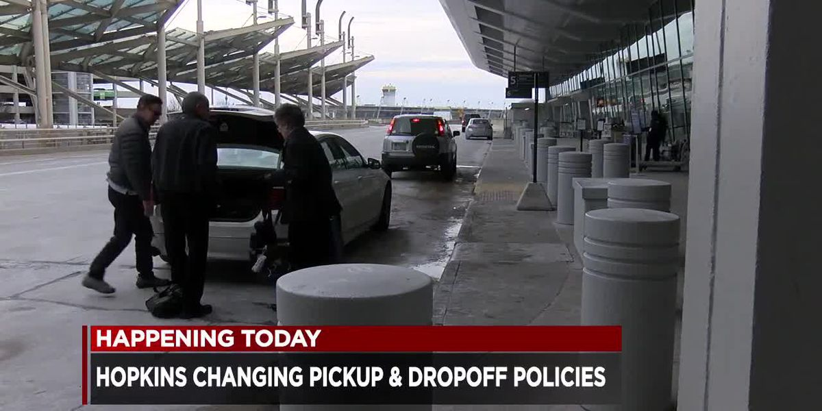 Uber drivers, passengers rejoice over return to normal drop-offs and pick-ups at Cleveland Hopkins International Airport