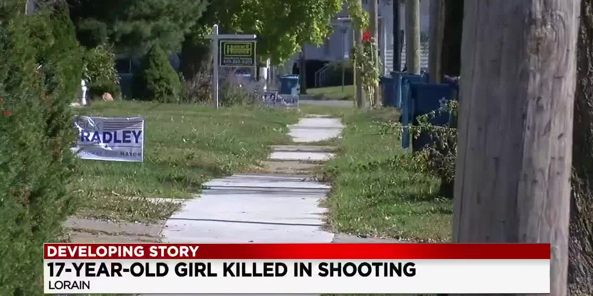 17-year-old girl shot and killed, found in front seat of car in Lorain