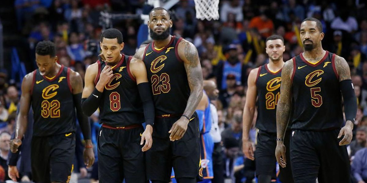Clinched! Cleveland Cavaliers guaranteed berth in Eastern Conference Playoffs