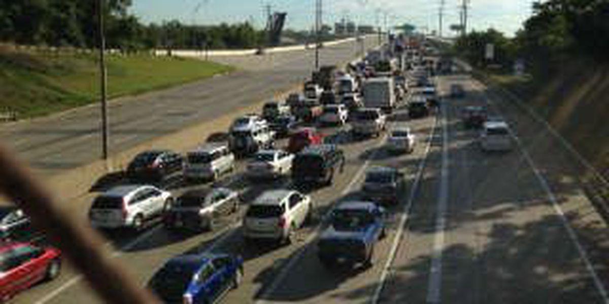 Motorcyclist killed in crash on I-77 ID'd