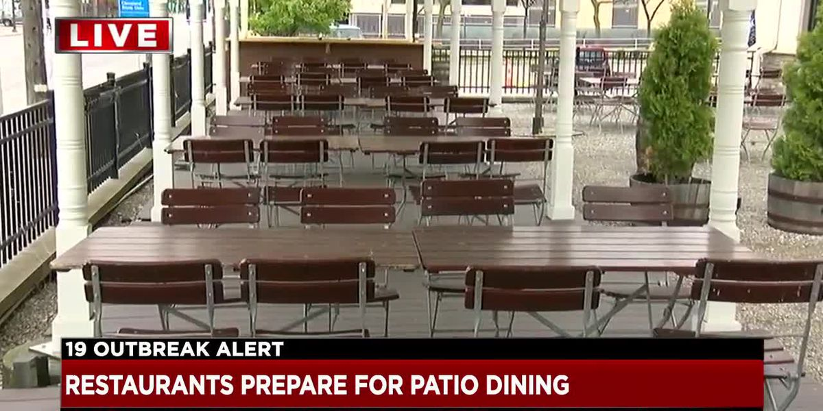 Cleveland restaurants and bars prep for reopening