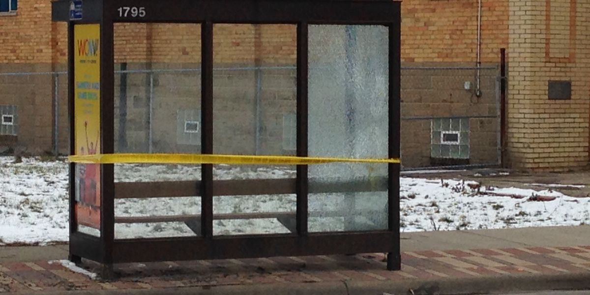 Transit police investigating shots fired at RTA stop
