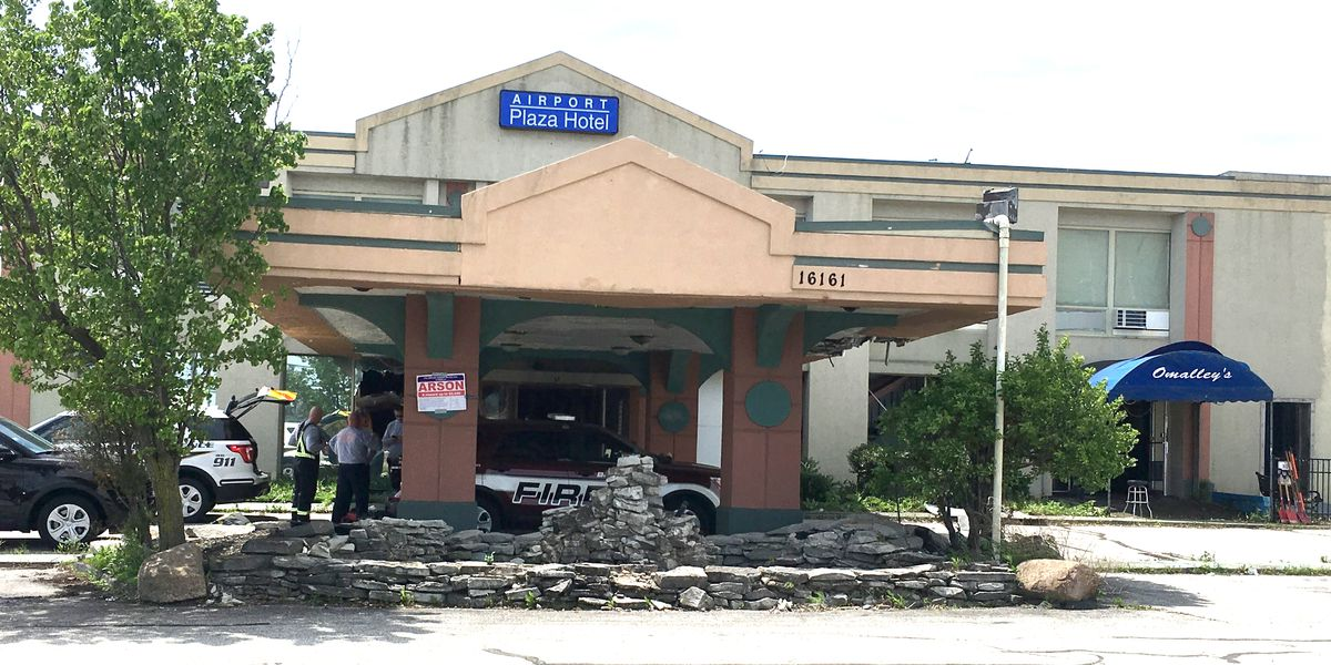Investigators seek tips in Brook Park hotel arson