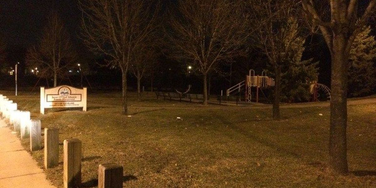 Triplets accused of shooting teen outside rec center released